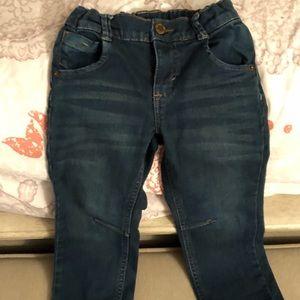 Toddler Boys Oshkosh stretch skinny jeans